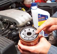 Get an oil change with new oil filter at Krage's for less