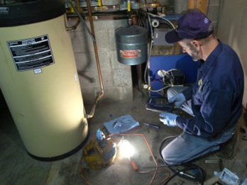 Maintenance for water heaters in Dutchess County