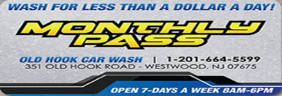 Old Hook Car Wash  10 Minute Oil Lube Westwood New Jersey 07675