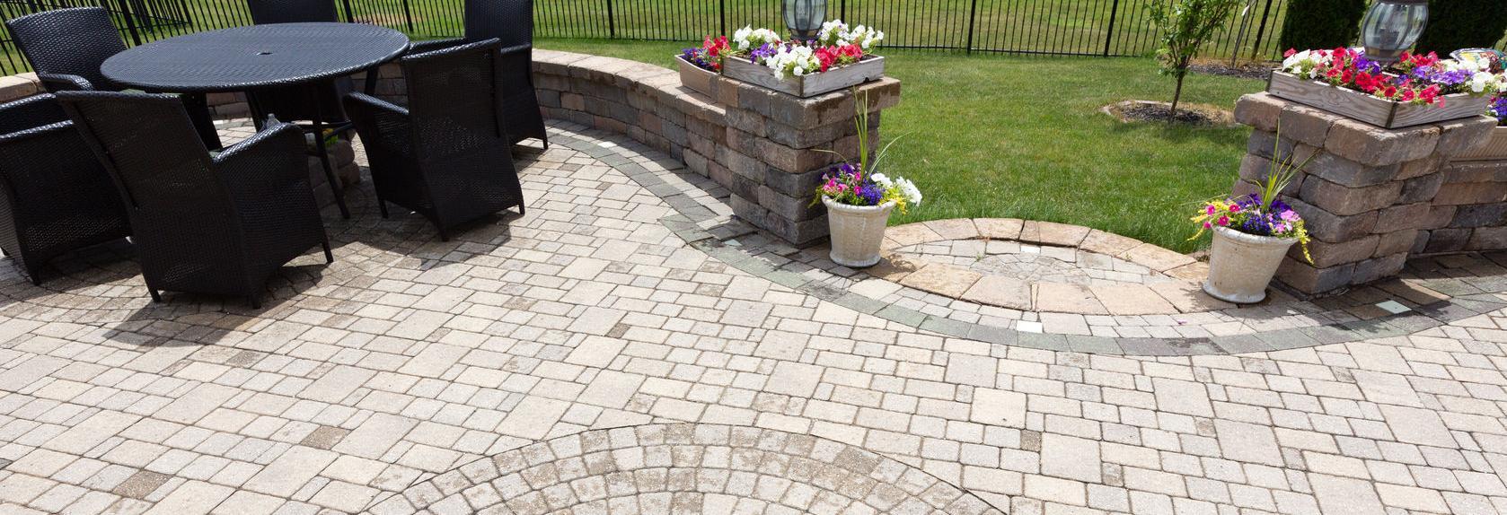 paving, masonry, power washing, steps, patios, waterproofing