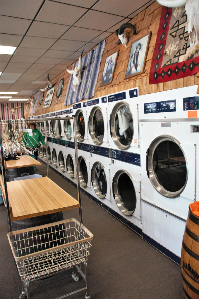 dry cleaning, shirt laundry, alterations, wash & fold, bulk laundry, wedding gown cleaning and wedding gown preservation in addition to many bulky household items such as comforters professional local dry cleaners