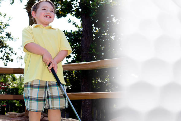Olentangy Mini Golf is great for families