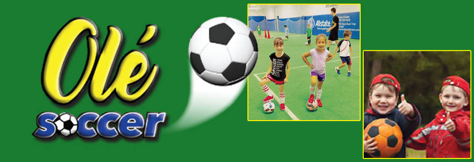 Ole Soccer Fairfield CT banner image