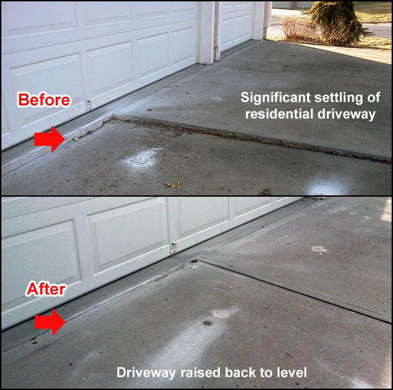 Don't replace expensive concrete-elevate it