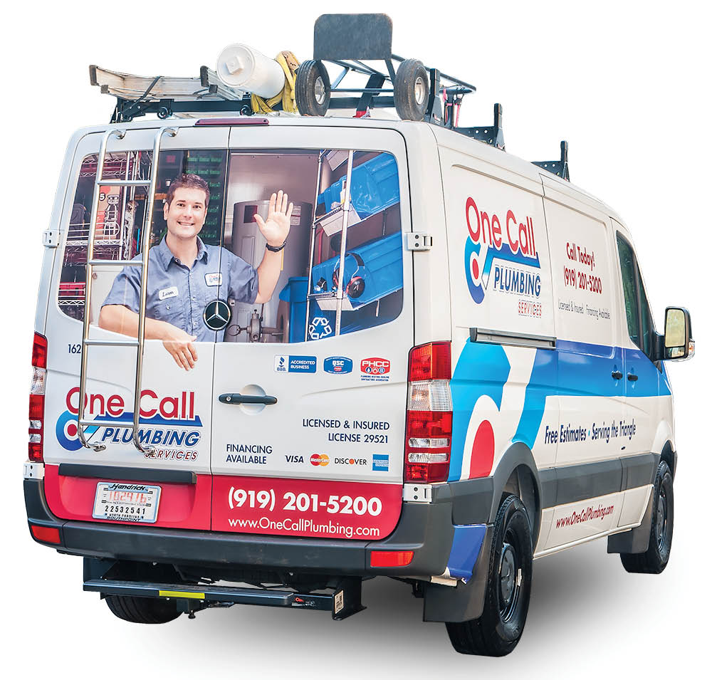 Call us when there's a water damage or plumbing emergency.