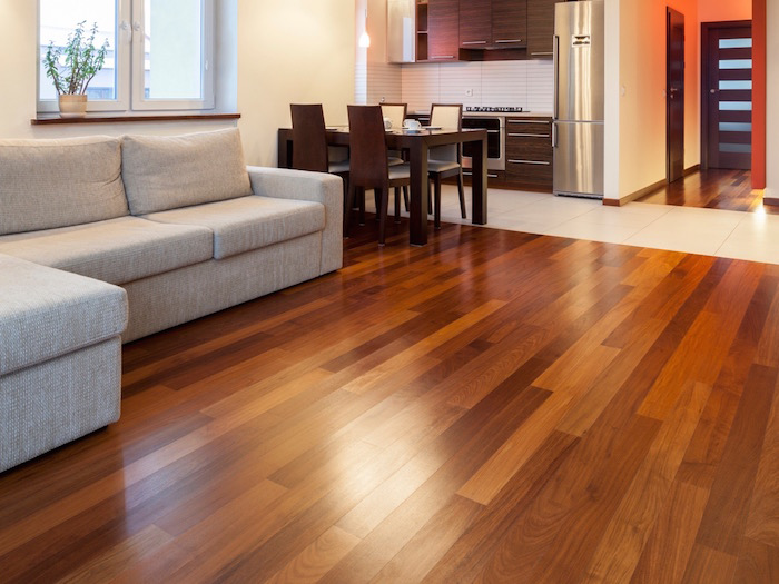 Treat your hardwood floors with epoxy flooring near Pismo Beach