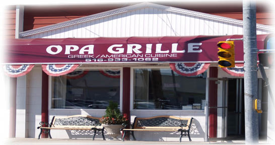 OPA Grille Bethpage NY