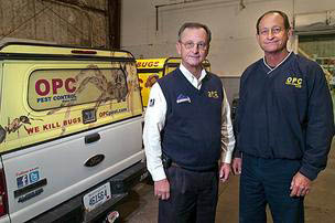the owner of opc pest control in lexington, ky
