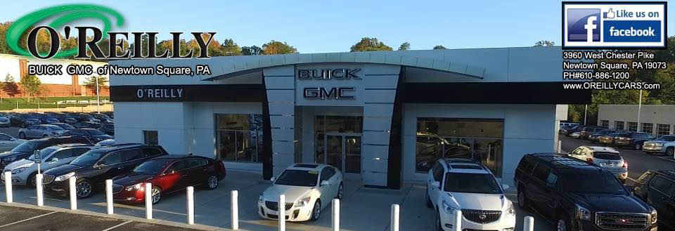 O'Reilly Buick GMC of Newtown Square, PA, Auto Repair, Oil Change, Brakes, Transmissions, Engines