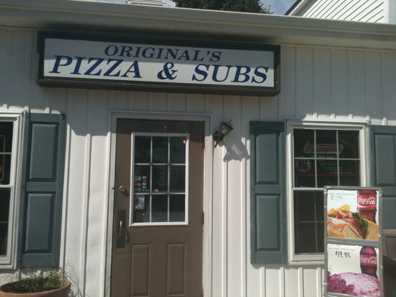 Pizza, Subs, Delivery