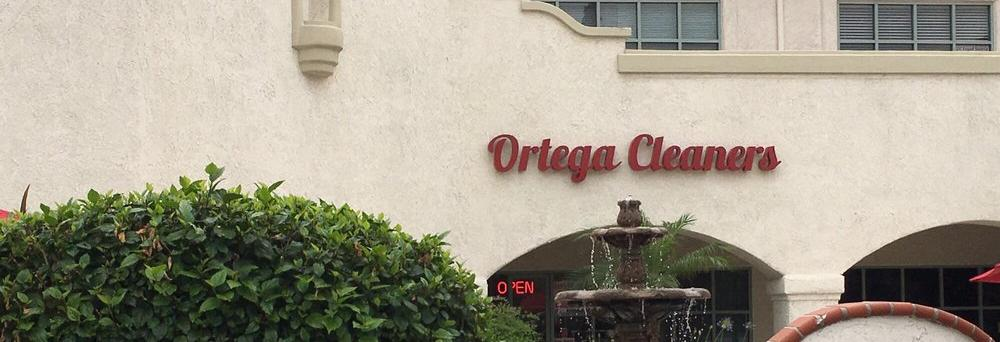 Ortega cleaners san juan Capistrano ca alterations coupons near me