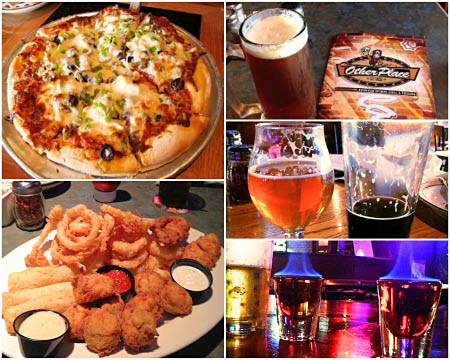 American sports bar; pizzeria in Olathe