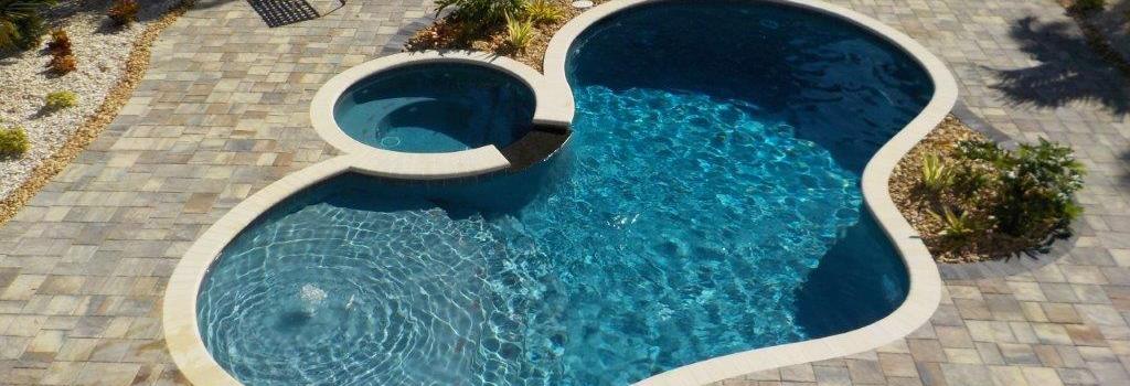 Custom swimming pool design, pool builders, pool construction, pool and spa, swimming pools
