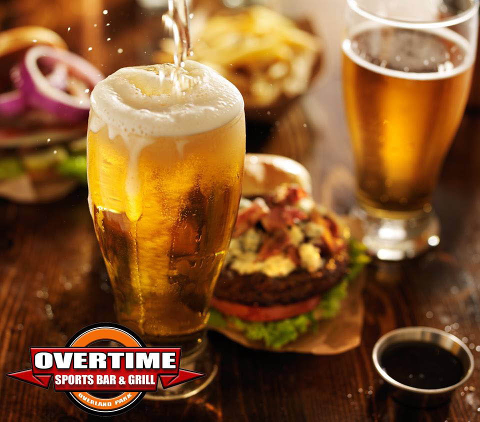 Overtime Burger & Beer