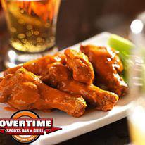 Overtime Buffalo Wings