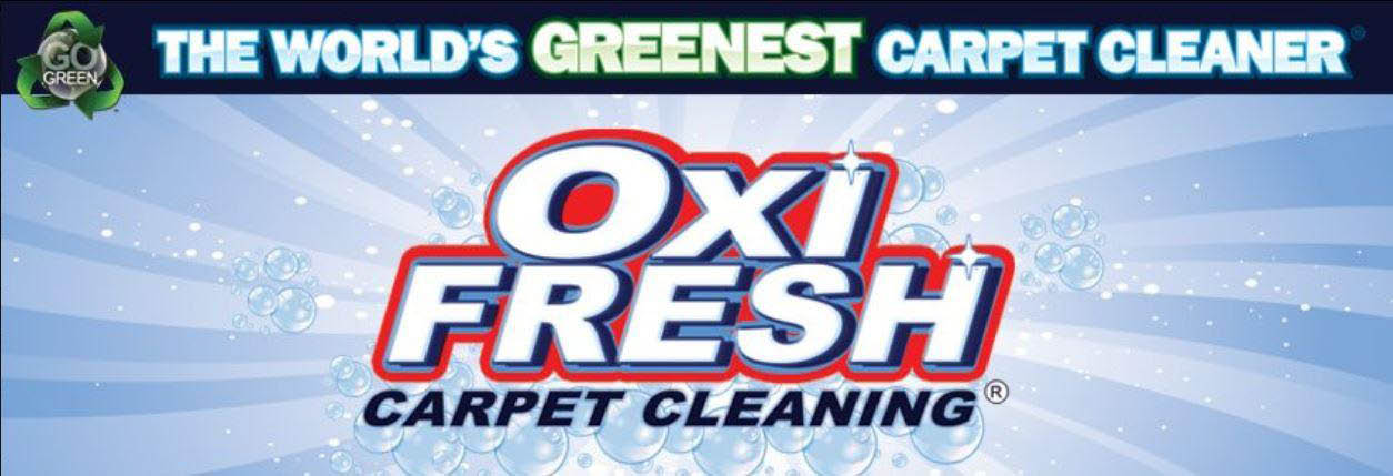 OXI FRESH Carpet Cleaning Banner - Seattle
