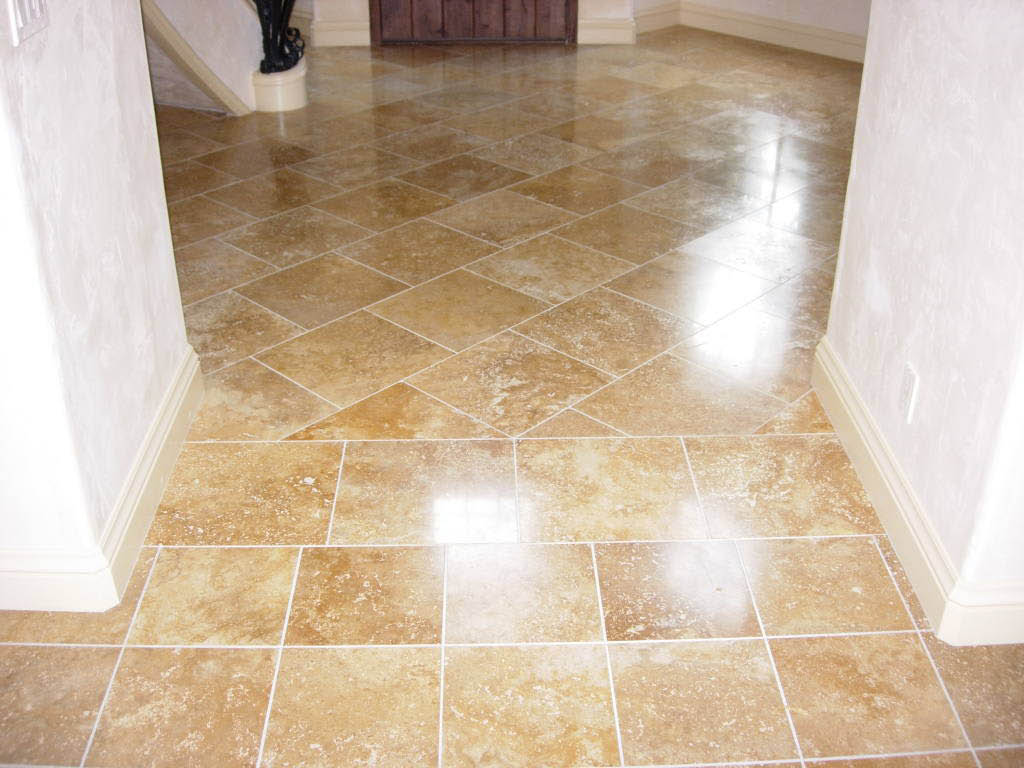 Have dirt tile and Grout? Let Oxymagic clean your dirty Tile & Grout!