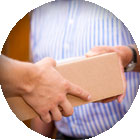 From our door to yours, we offer package delivery service