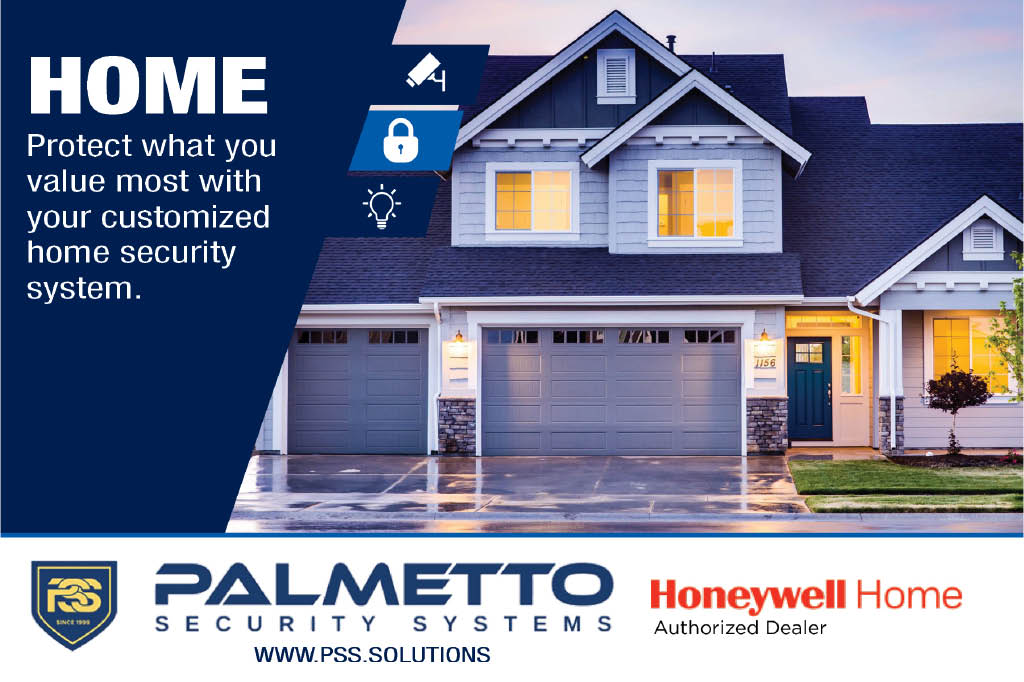 Home security protection for families throughout SC & GA