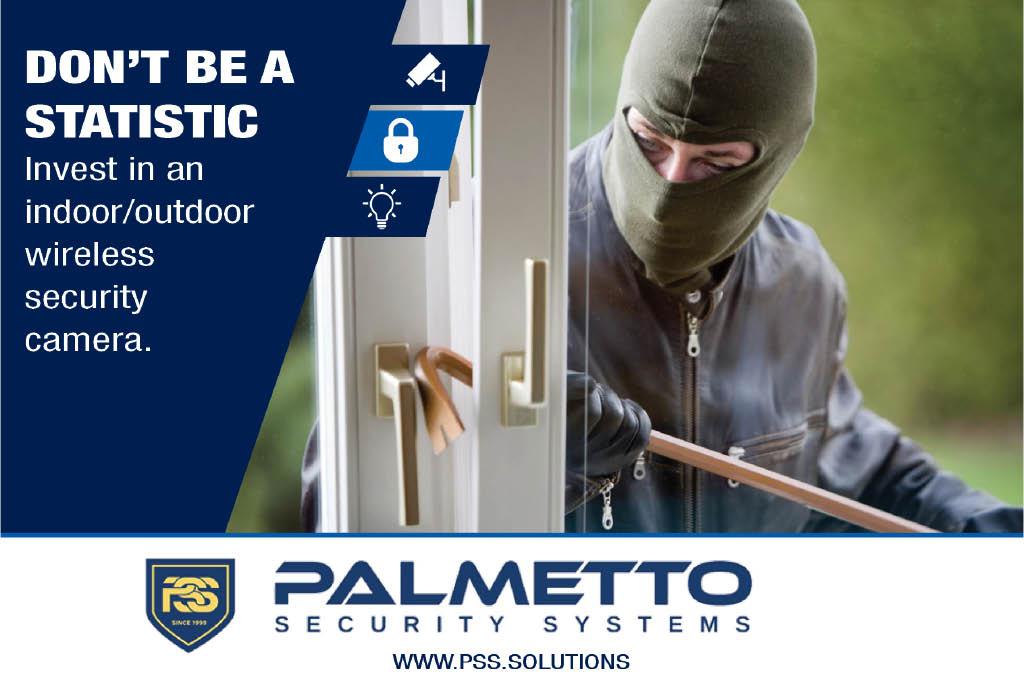 Indoor/outdoor wireless security cameras