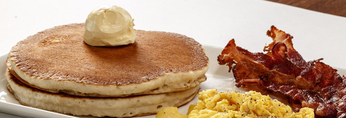 We serve Breakfast and lunch classics at Big Apple Pancake House.
