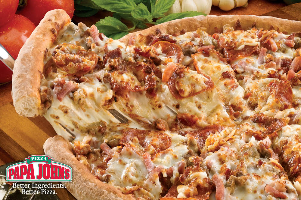 Hot Pizzas at Papa John's in Rochester Hills, MI