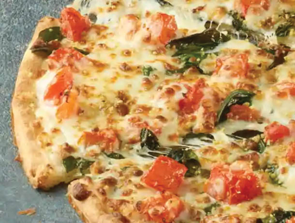 veggie pizza papa johns stillwater