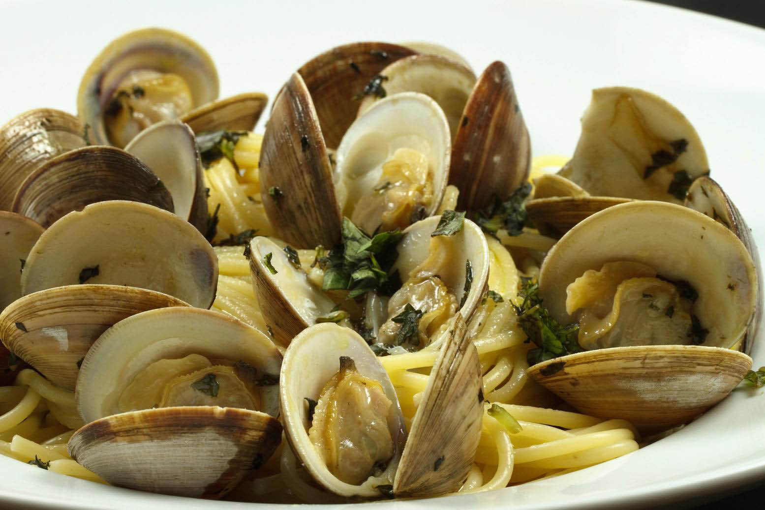 Papa's deliciously fresh clams