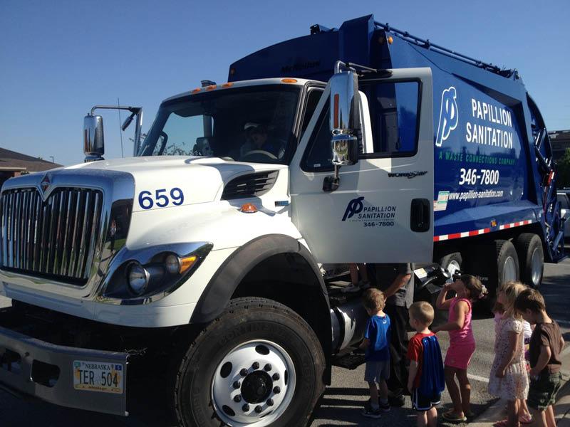 Waste management in Elkhorn and Bellevue