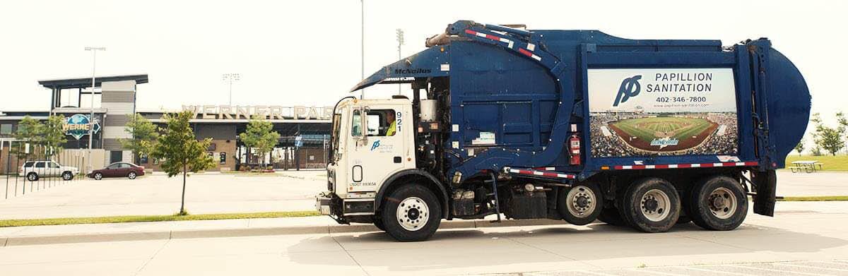 Recycling center near Elkhorn