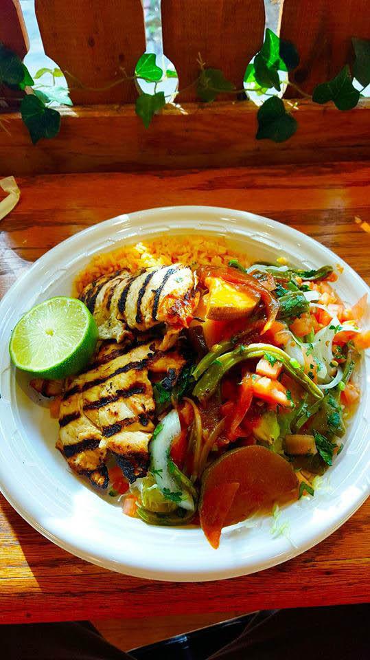Pollo Asado Bowl is flavor rich and fantastic