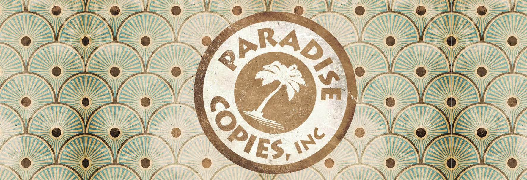 Paradise Copies in Northampton, MA Banner ad