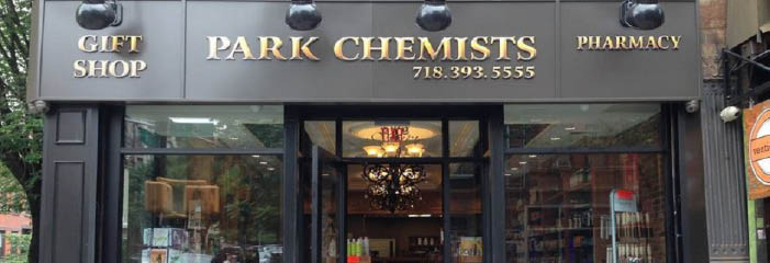 Park Chemists in Brooklyn, NY banner