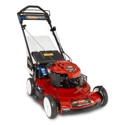 Parker Power Equipment in Caledonia, WI sells push mowers