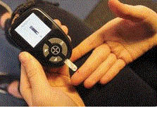 Glucose monitor and accessories available at Parwick Pharmacy in Taylor, MI