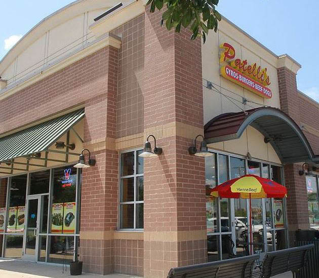 Patelli's Gyros Burgers and Hot Dogs in West Chicago IL