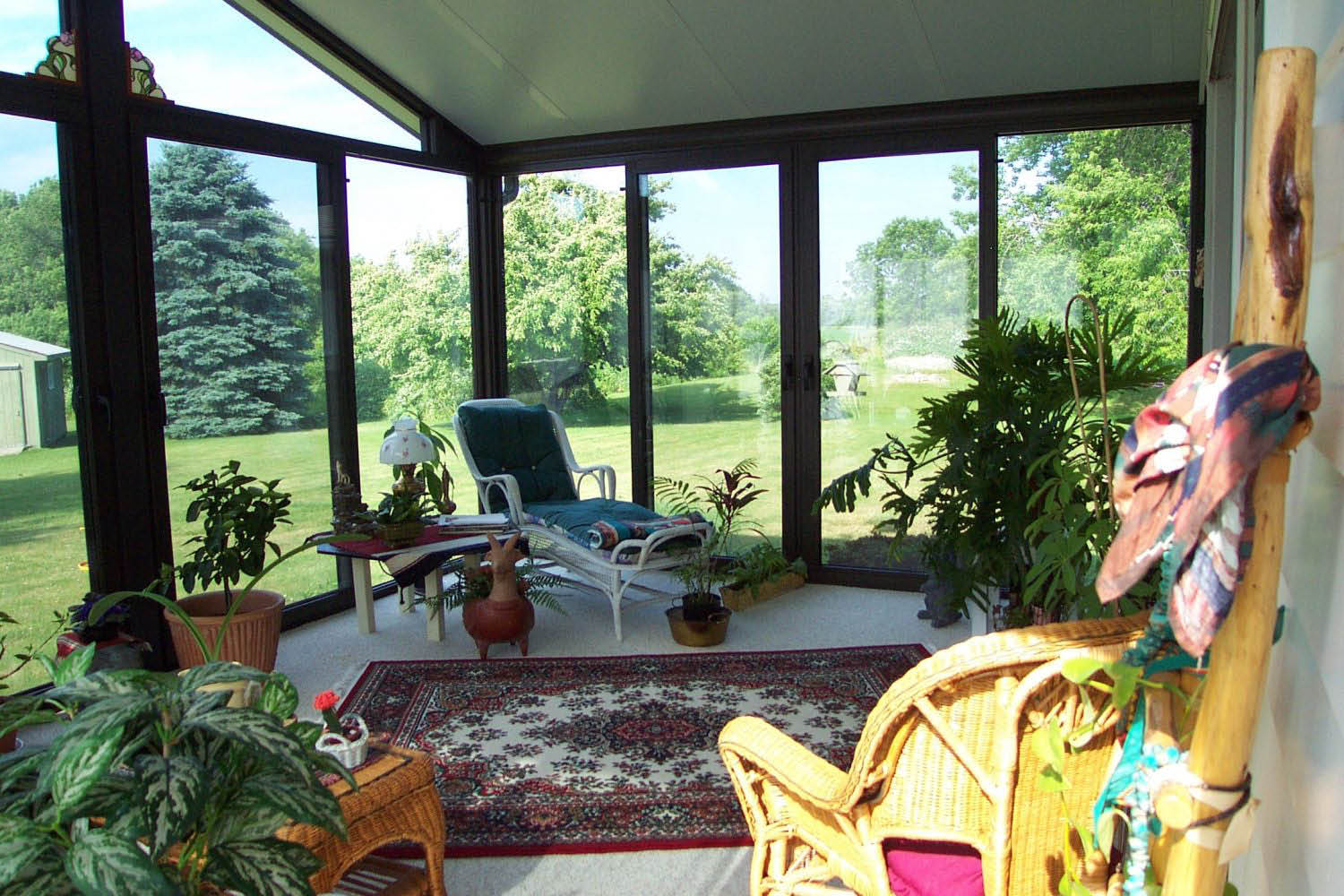 Home Contractor Patio Enclosures Rochester New York awning, eclosures and additions
