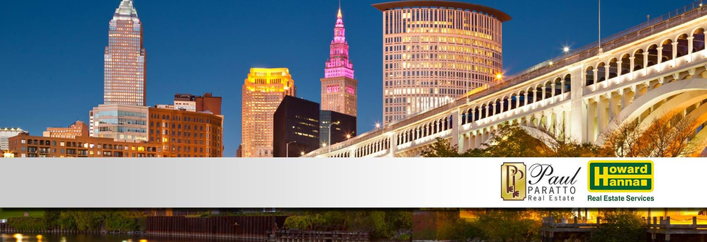 Paul Paratto & Howard Hanna Real Estate banner Cleveland, OH