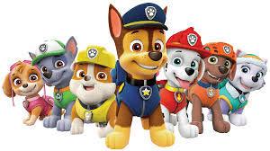 Paw Patrol favorites