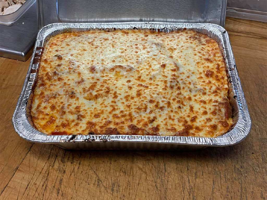 Payne's Pizza & More dine in or carry out. We deliver!