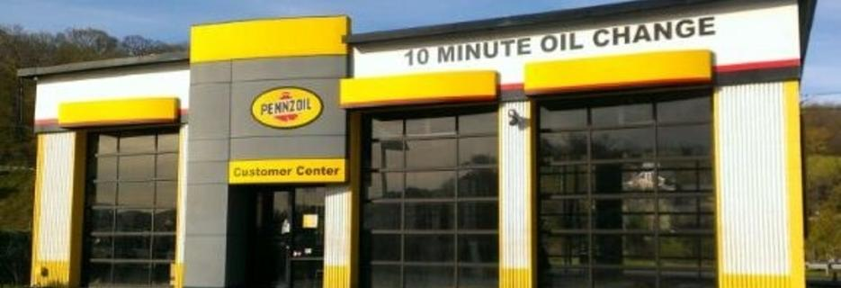 10 minute Oil Change