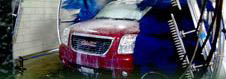 At Peacock Marketplace and Car Wash, our car wash is gentle safe, fast and enviro-friendly