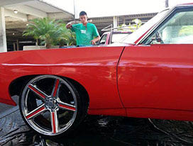 Automobile detailing and ceramic coating near Aiea
