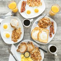 Enjoy Breakfast any time of the day or night!
