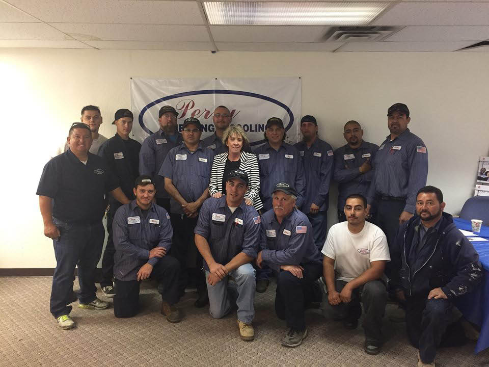 Perry Cooling HVAC Technicians in Tucson