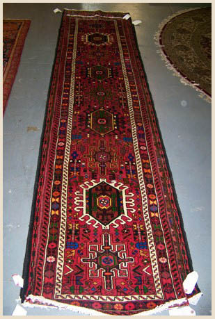Rug Runner from Persian Rug Gallery Whitefish Bay