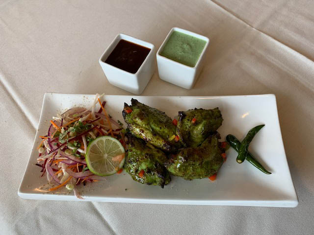 Indian Restaurant in Ashburn VA, marinades, spiced yogurt,layers of spices, ground and whole spices, spic mixtures