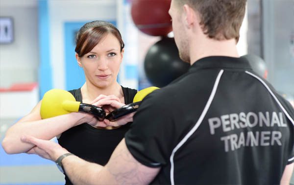 Get a personal trainer in West Omaha