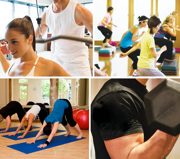 Personal Training, Group fitness and yoga at Homestead Fitness in Lynden, WA.