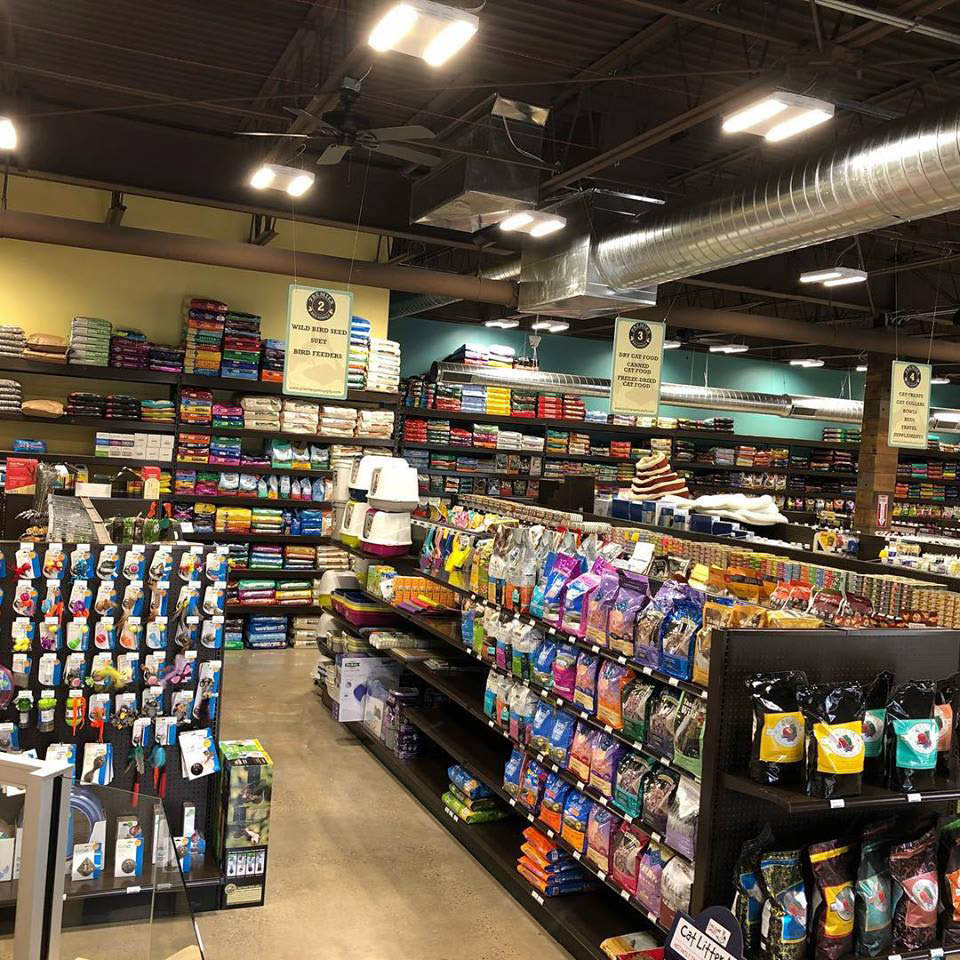 Premier Pet Supply Canton interior store view